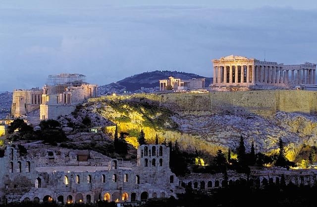 Parthenon i Athen. Foto: Pixabay