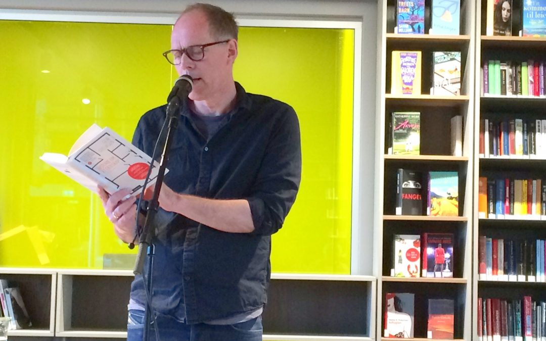 Forfattermøte: Geir Gulliksen