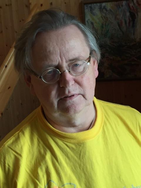 Håkon Dahl Foto: Z-forlag