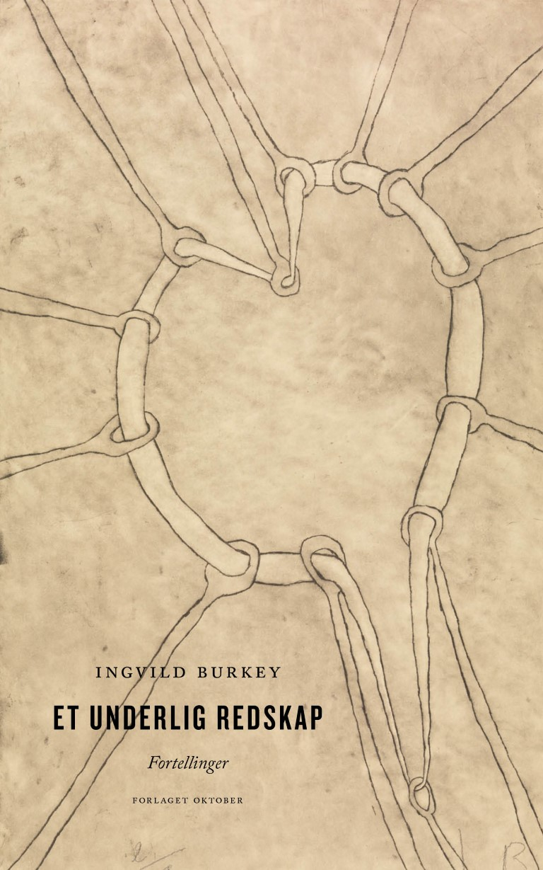 Ingvild Burkey: ET UNDERLIG REDSKAP